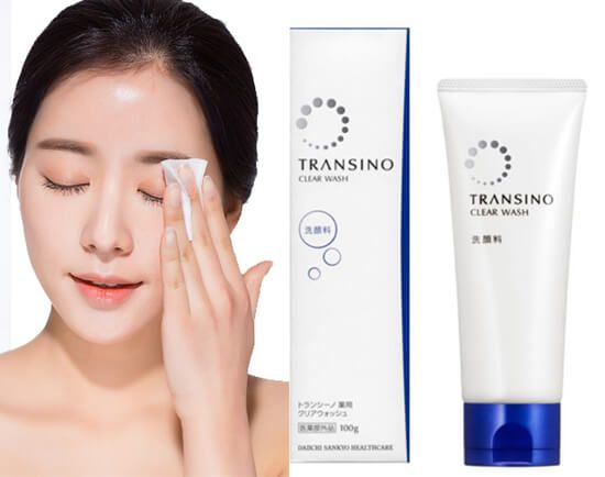 nuoc hoa hong transino whitening clear lotion 175ml anh 4
