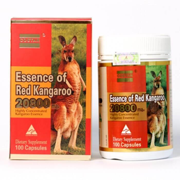 Tìm Nhà Phân Phối để phân phối Thực phẩm chức năng COSTAR ESSENCE OF RED KANGAROO 20800